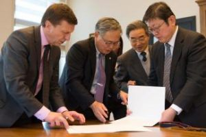 For KTU Students and Researchers – Seminars on Nuclear Engineering from Japanese Experts
