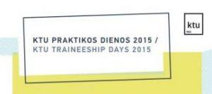Invitation to traineeship days