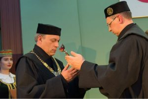 The 24th Rector of KTU inaugurated – greetings from the President